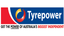 Tyrepower Get The Power Logo Supporter